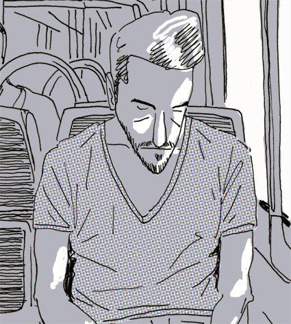 Metro2 dans Carnets