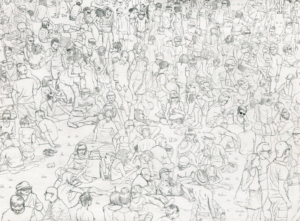 Plus on est de fous dans Illustration Villette-Sonique4