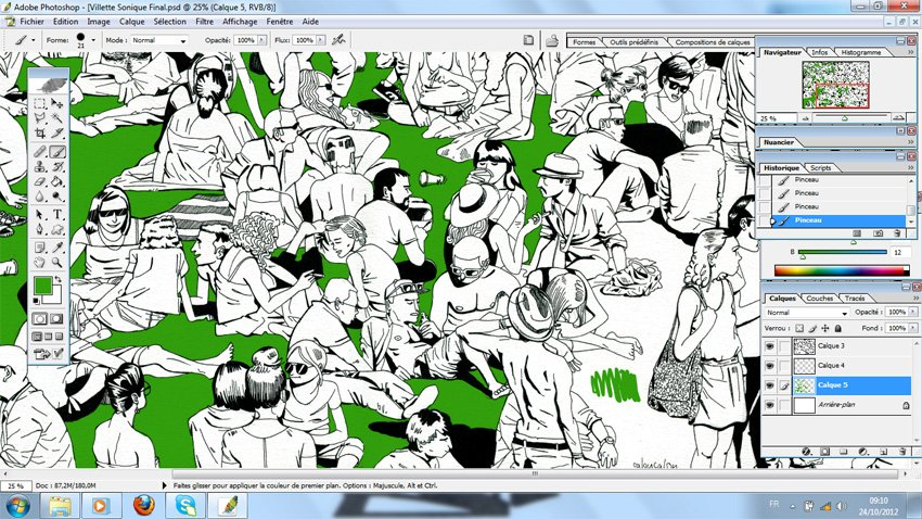 L'herbe dans Illustration screenshot-villette21
