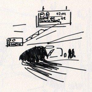 Le feutre noir dans Carnets station-300x300
