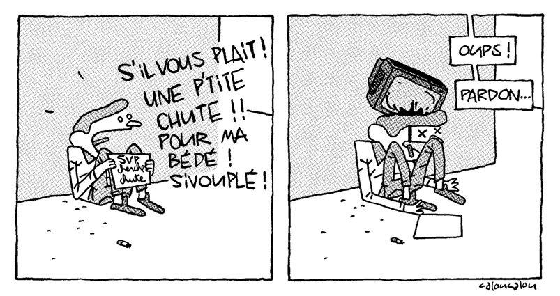 26 - La chute dans Les Bêtises de Pascal 26-chute