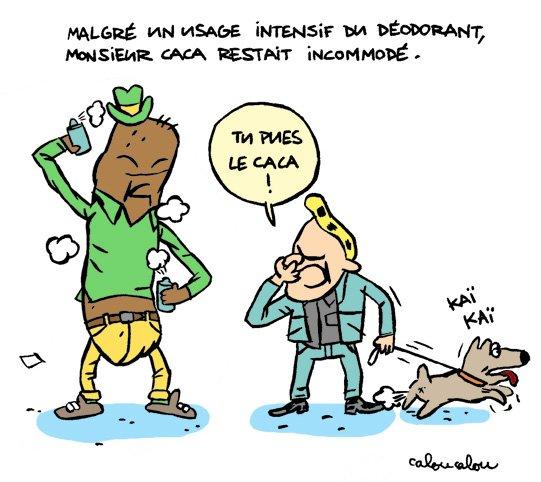 41-Monsieur Caca